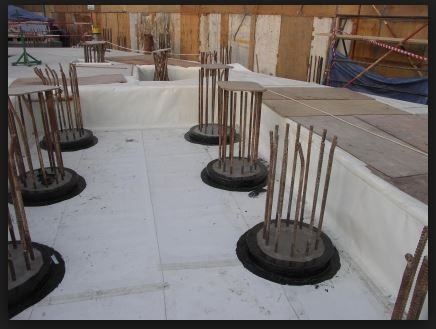 Liquid Waterproofing Membranes Foundations