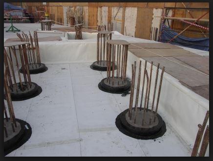 Liquid Waterproofing Membranes Foundations