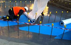 protection board waterproofing membrane