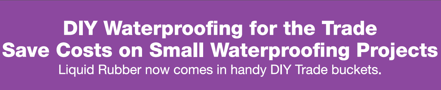 waterproofing product