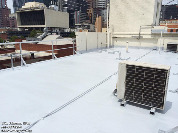 Melbourne-roof-waterproofing