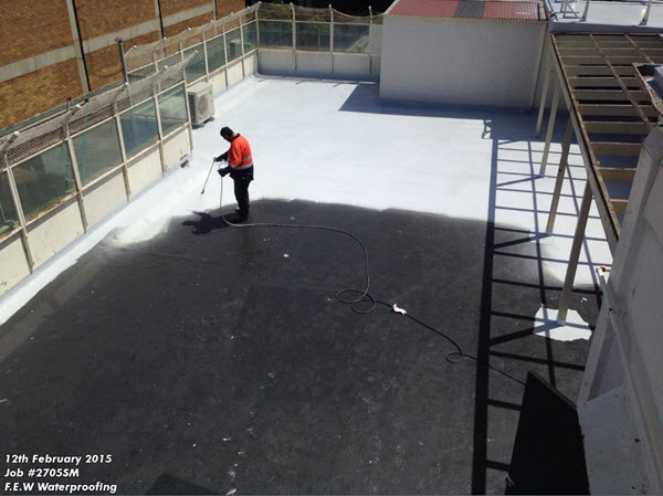 Liquid Rubber Waterproofing –Liquid Applied Membranes