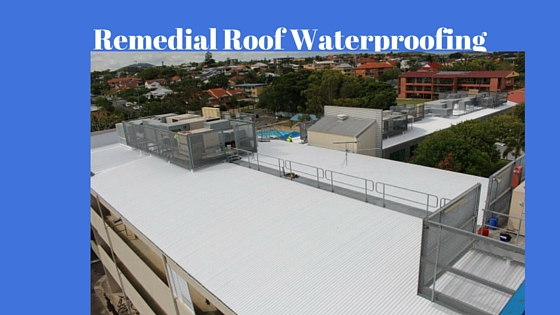 Commercial Waterproofing Contractor in Melbourne
